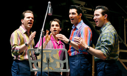 Theater Review – Jersey Boys